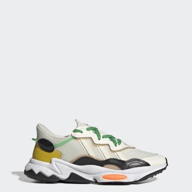 Sapatos OZWEEGO Branco Homem Originals