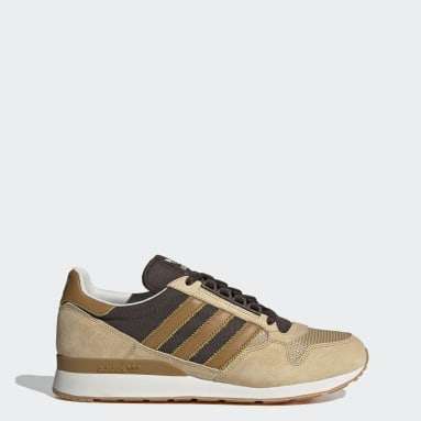Men Originals Beige ZX 500 Shoes