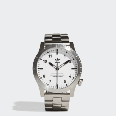 Originals Silver CYPHER_M1 Watch