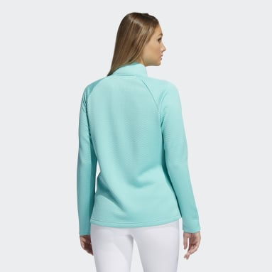 Chamarra Textured Layer Verde Mujer Golf