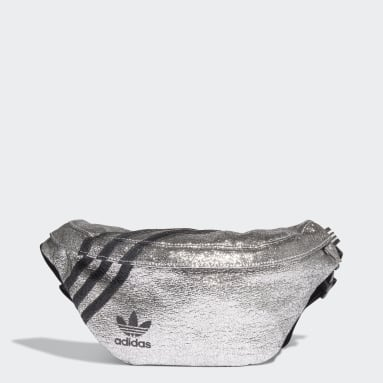 Women Originals Silver Waist Bag