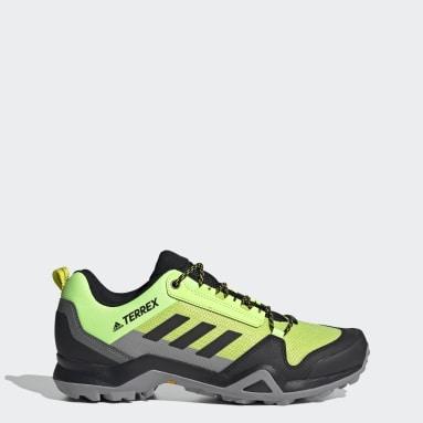 Zapatillas de Senderismo Terrex AX3 Amarillo Hombre TERREX
