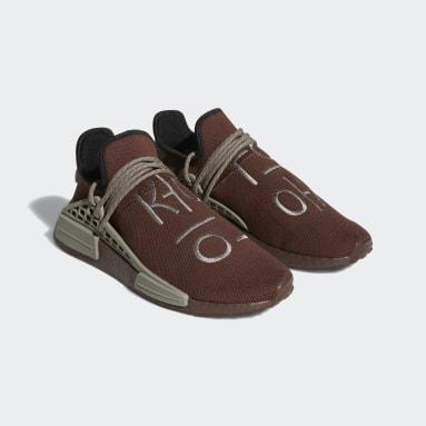 Sapatos NMD Hu Castanho Originals