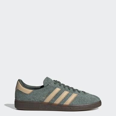 Chaussure München Vert Originals