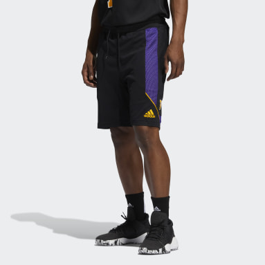 Men's Basketball Black Huskies Reverse Retro Shorts