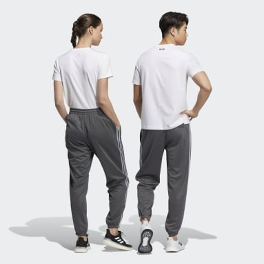 Sportswear Grey 3-Stripes Pants