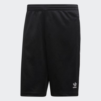 Heren Originals Zwart Monogram Short
