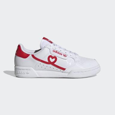 Sapatos Continental 80 Branco Criança Originals