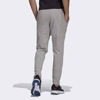 Men's Essentials Grey Essentials Tapered Pants