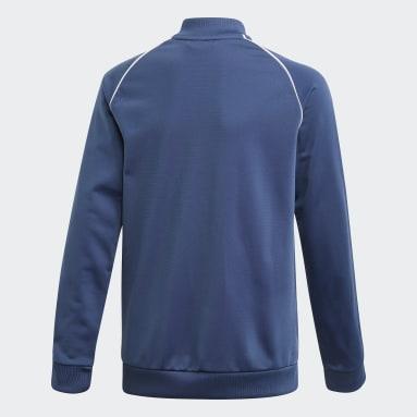 Chaqueta SST (UNISEX) Azul Niño Originals