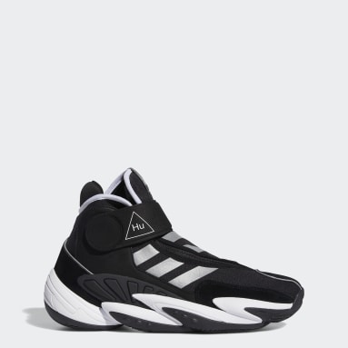 Zapatillas Crazy BYW Pharrell Williams Negro Hombre Basketball