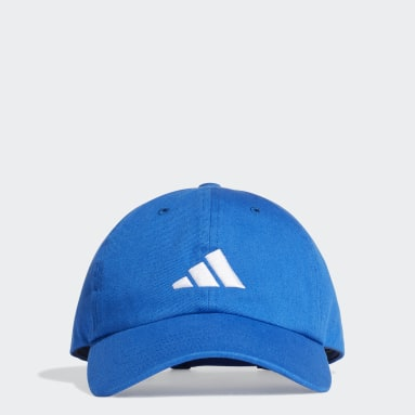 Training Blue adidas Athletics Pack Dad Cap