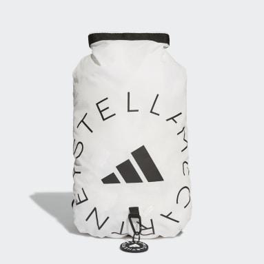 Mochila Impermeável adidas by Stella McCartney Branco Mulher adidas by Stella McCartney