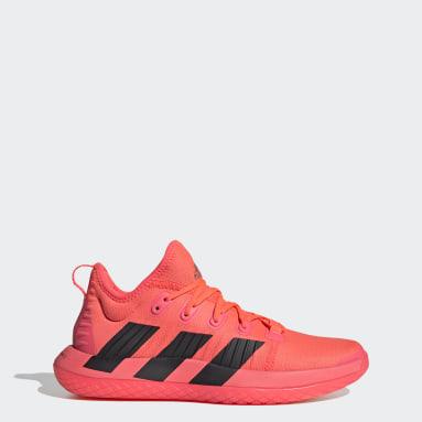 Women Netball Pink Stabil Next Gen Shoes