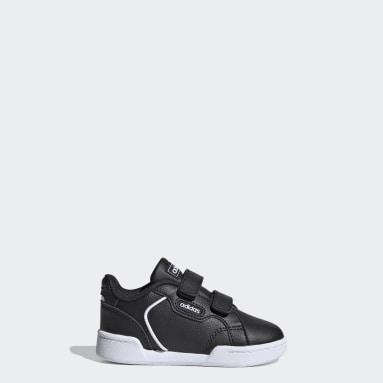 Zapatillas Roguera (UNISEX) Negro Niño Diseño Deportivo