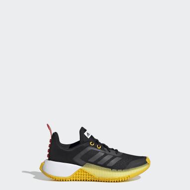 Kids Running Black adidas x LEGO® Sport Shoes