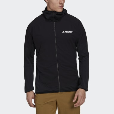 Men TERREX Black Terrex Skyclimb Fleece Jacket