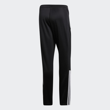 Men Gym & Training Black Regista 18 Pants