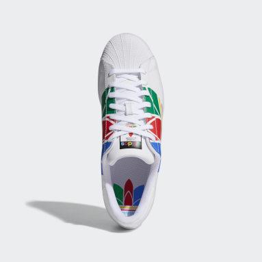 Zapatillas Superstar Pure Blanco Hombre Originals