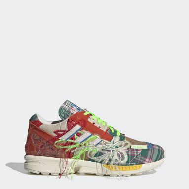 Chaussure ZX 8000 SuperEarth Rouge Originals