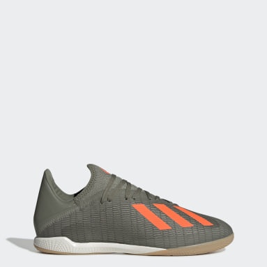 X 19.3 Indoor sko Grønn
