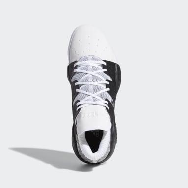 Men's Basketball White Pro Vision Shoes