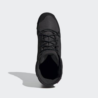 Women TERREX Black Terrex Choleah Padded Climaproof Hiking Shoes