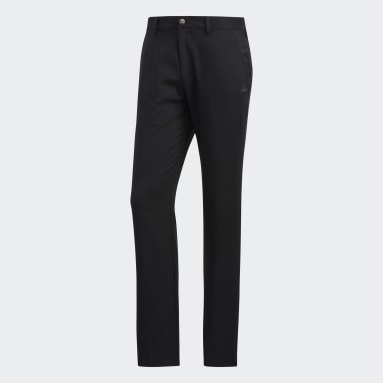 Men Golf Black Advantage Pants