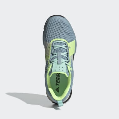 Women TERREX Blue Terrex Two Trail Running Shoes
