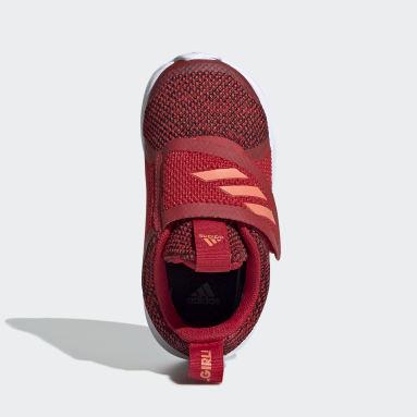 Zapatillas FortaRun X (UNISEX) Rojo Niño Running
