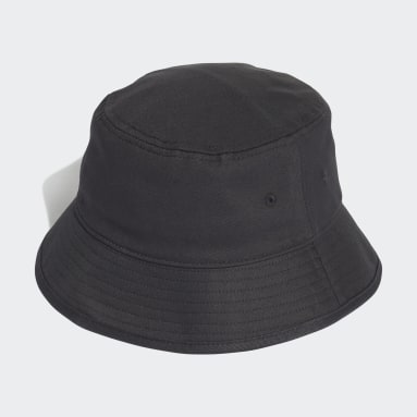 Cappello adicolor Trefoil Bucket Nero Originals