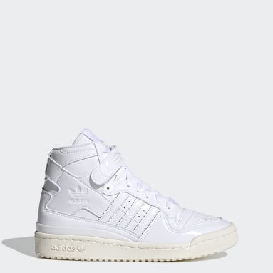 Women's Originals White Forum 84 High Shoes