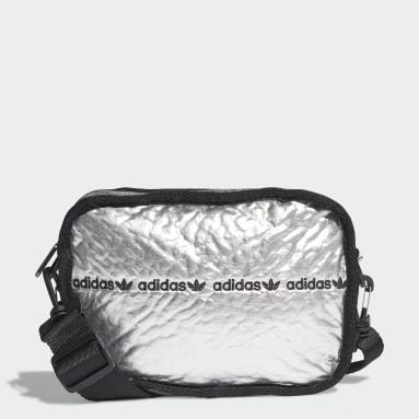 Dam Originals Silver Mini Airliner Bag