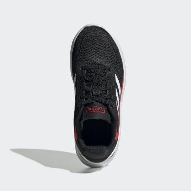 Kids Running Black Nebula Ted Shoes