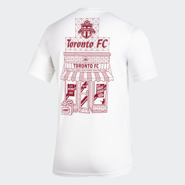 T-shirt Toronto FC Creator blanc Hommes Soccer