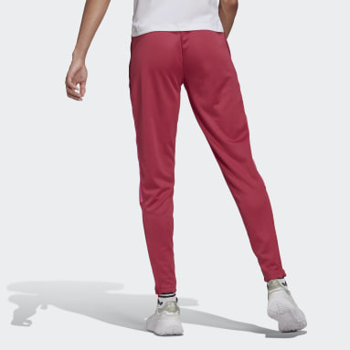 Women Cricket Pink Tiro 21 Tracksuit Bottoms