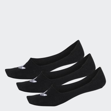 Originals Black Low-Cut Socks 3 Pairs