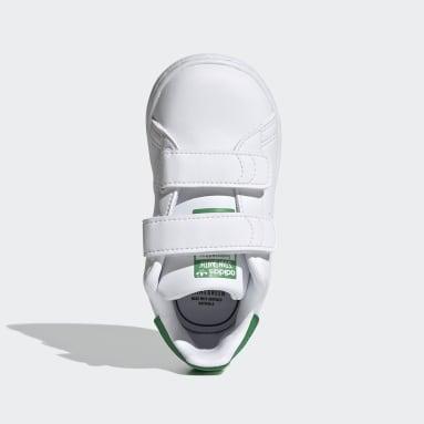 Infants Originals สีขาว รองเท้า Stan Smith