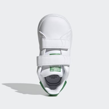 Infants Originals White Stan Smith Shoes