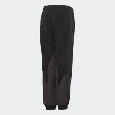 Youth Originals Black Polar Fleece Pants