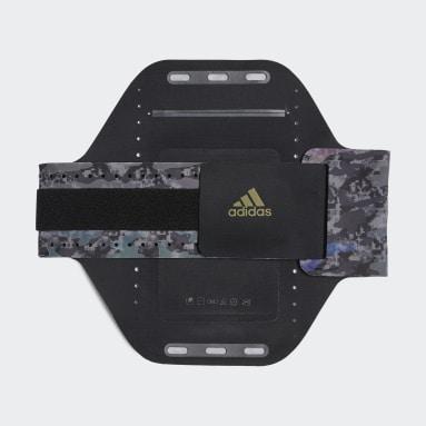 Universal Armband 2.0 Reflective Black Size L Czerń