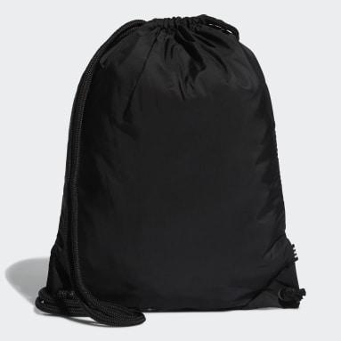 Essentials Black Court Lite Sackpack