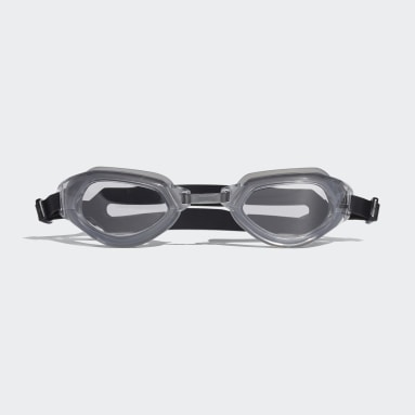 Winter Sports Grey persistar fit unmirrored swim goggle
