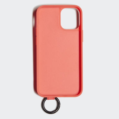 Molded Hand Strap iPhone Case 2020 5.4 Inch Różowy