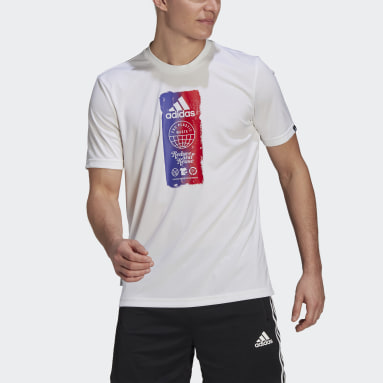 Men Training Primeblue For The Oceans Icons Graphic Tee