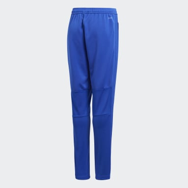 Děti Cvičení A Trénink modrá Kalhoty Condivo 18