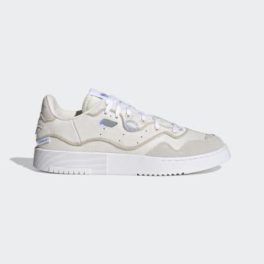 Sapatos Supercourt XX Branco Mulher Originals