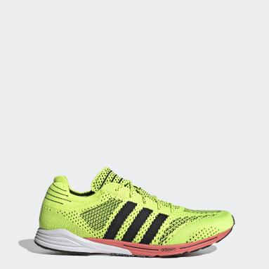 Chaussures Adizero Prime Jaune Running