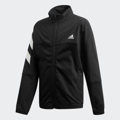 Youth 8-16 Years Sportswear Black XFG Sweatshirt Track Top