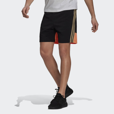Men's Sportswear Black adidas Sportswear Woven 3-Stripes Shorts